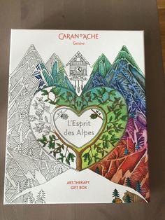 Coloriage - Art Thérapie, un beau cadeau
