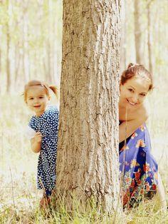 Erdőn-mezőn anya-lánya
