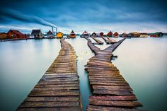 Bokod in Hungary _ the floating village. Bokod a lebegő falut! Beautiful Places To Travel, Beautiful World, Travel Around The World, Around The Worlds, Bucket List Holidays, Heart Of Europe, Our Town, City Landscape, Far Away