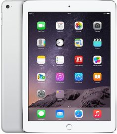 iPad Air 2 (Silver) 64GB w/ Cellular and Wifi $729 (Apple and AT&T)