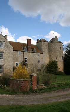 Somerton Castle, Lincolnshire, 13th C