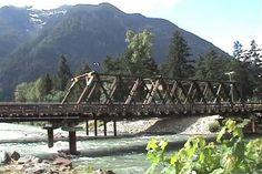 Documentary about Rambo Bridge tear-down. The Bridge to Hope by Curtis Emde. www.HopeBC.ca