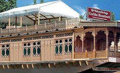 WelcomHeritage Gurkha Houseboats - Srinagar /Jammu  Kashmir