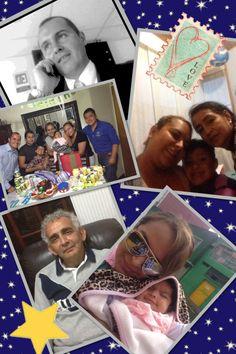 Collage familia
