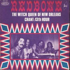 Redbone - The Witch Queen of New Orleans