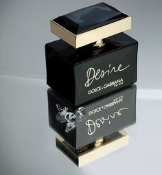 Aroma seductor. Desire by Dolce & Gabanna.