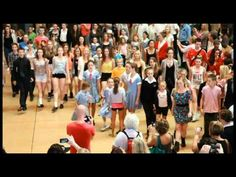 What Better Way to Celebrate St. Patrick's Day Than with an Irish Dance Flash Mob?
