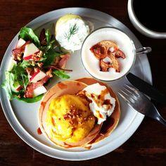 Kei Yamazaki @keiyamazaki Instagram photos | Webstagram Breakfast Appetizers, Breakfast Recipes, Breakfast Ideas, B12 Foods, Plate Lunch, Food Trays, Morning Food, My Favorite Food, Food Photography