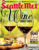 Seattle Metropolitan's Top 100 Washington Wines:  Now available on-line: