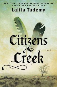 Citizens Creek by Lalita Tademy.  Click the cover image to check out or request the literary fiction kindle.