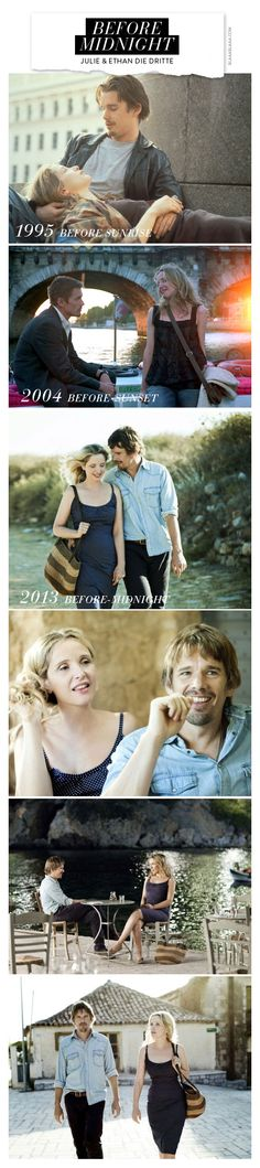 Before Midnight – Julie Delpy & Ethan Hawke are back!