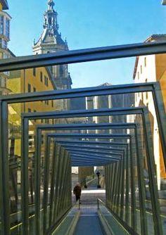 Roberto Ercilla Arquitectura - Rampas Centro Histórico - Vitoria-Gasteiz
