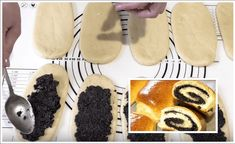 Fantastické cesto na závin s bielym jogurtom alebo kyslou smotanou, ktoré je nesmierne vláčne a chutné. Sugar, Cookies, Desserts, Food, Retro, Crack Crackers, Tailgate Desserts, Deserts, Biscuits