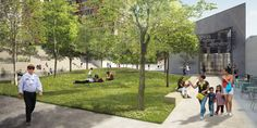 Upending the old affordable housing development model, the Hunts Point Peninsula in theSouth Bronx seeks to create a sustainable, supportive community. Social Housing, House Windows, Affordable Housing, Sustainable Design, Sustainability, Flexibility, Dolores Park, Public, United States