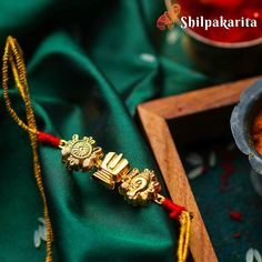 Ease your online shopping for Raksha bandhan with Shipakarita. Send Rakhi online to your beloved brother and send Rakhi gifts online for your sweet sister. Gold Mangalsutra Designs, Gold Earrings Designs, Gold Jewellery Design, Gold Jewelry, Rakhi Online Shopping, Silver Rakhi, Rakhi Design, Rakhi For Brother, Brother Sister