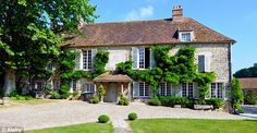 As Madonna's film about Wallis Simpson, W., goes on general release, Sylvia Smith stays at Le Moulin de la Tuilerie, the house that once belonged to the Duke and Duchess of Windsor. Windsor, Wallis Simpson, Lush Garden, Country Estate, Le Moulin, Edward Viii, Duke And Duchess, Luxury Life, Mansions