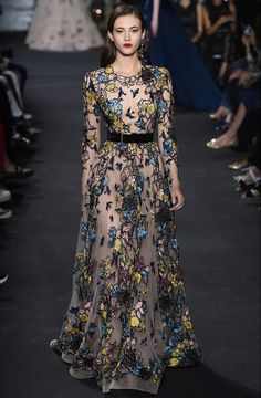 Elie Saab - A/W 16/17 Couture