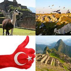 Viajar barato para o Peru