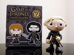 "Funko Game of Thrones Series 2 Mystery Minis Brienne of Tarth 2.5"" 1:12 Vinyl Mini Figure FunKo"