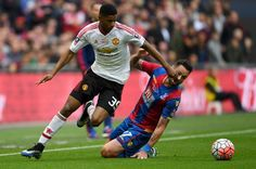 Manchester United striker Marcus Rashford out-selling Rooney, Vardy and Sterling
