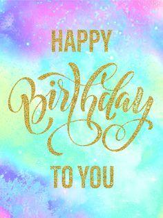 Free Happy Birthday Cards, Happy Birthday Wishes Quotes, Birthday Wishes And Images, Birthday Blessings, Happy Birthday Pictures, Happy Birthday Sister, Happy Birthday Greetings, Birthday Greeting Cards, Birthday Quotes
