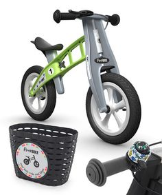 Jonathan has a balance bike and loves it! This will be his replacement bike if it ever breaks beyond repair.