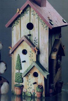 Casas de pássaros
