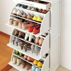(IT'S NOT IKEA) Shoe Cabinet Update