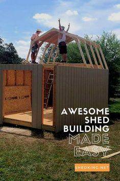 Storage Shed Designs - CLICK THE IMAGE for Lots of Shed Ideas. #shedplans #woodshedplans