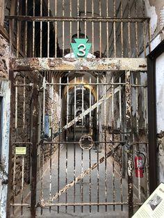 Eastern State Penitentiary #daytrip #travelblogger #Philadelphia