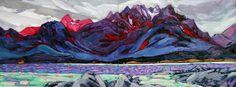 Stony Mountains Domink J. Modlinski