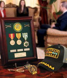 Build your own Shadow Box and Military Display Case with our Custom Builder. Only at Medals of America. Vietnam History, Vietnam War, Vietnam Veterans Memorial, Veterans Day, Medals Of America, Shadow Box Display Case, Military Shadow Box, Medal Displays, Military Awards