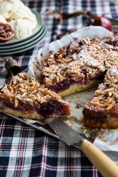 Recipe: Almond and Tamarillo Cake - Always popular, this cake provides sweet-tartness and crunch all in one bite.