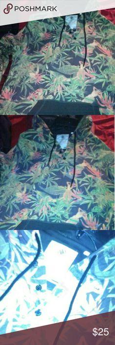 Mens hoodie Men's hoodie on the byas Shirts Sweatshirts & Hoodies