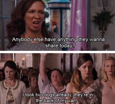 Melissa McCarthy actually made the movie, she's hilarious.
