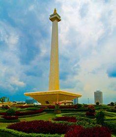 Monumen Nasional, Jakarta - Indonesia