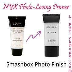 NYX Studio Perfect Photo-Loving Primer for Smashbox Photo Finish
