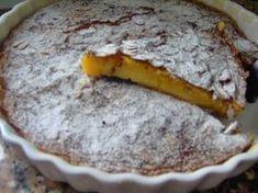 Tarte pudim de cenoura maçã e laranja, foto 1 Portuguese Desserts, Portuguese Recipes, Cheesecakes, Sweet Recipes, Cake Recipes, Healthy Recipes, Pudding Pies, Sweet Pie, I Love Food