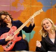 13 Reasons Tina Fey and Amy Poehler Rock.