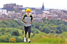 This is Fauja Singh and he is the oldest marathon runner in the world. At aged he ran the Toronto Waterfront Marathon in 5 hours and . Edinburgh Marathon, London Marathon, Judi Dench, Poster Boys, New Poster, Toronto Waterfront Marathon, Fauja Singh, 100 Year Old Man, First Marathon