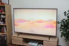 Performance is the calling of the 2018 with Full Array Backlight control and impressive HDR for a cutting- edge picture. An anti-glare screen and quantum color make this TV ideal—even in bright rooms. Black Entertainment Centers, Entertainment Stand, Alexa Speaker, Rear Projection, Tv Shopping, Game Room Basement, Tv Trays, Bright Rooms, Best Bow