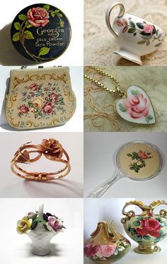 Everything's Coming Up Roses...     by Tann Tataryn on Etsy--Pinned with TreasuryPin.com