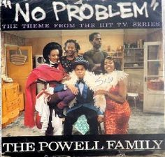 No Problem - First all black TV show in the UK..  black britain | Tumblr