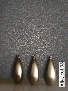 Brewster Home Fashions Spencer Charcoal Mosaic Wallpaper Mosaic Wallpaper, Metallic Wallpaper, Room Wallpaper, Textured Wallpaper, Textured Walls, Wallpaper Designs For Walls, Living Room Decor, Bedroom Decor, Wall Decor