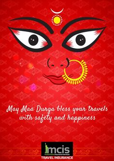 May Maa Durga bless you with happiness and prosperity. Have a blessed #Navratri. #MCIS