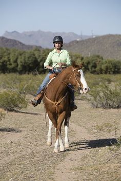 Have you ever lost your nerve when your trail horse has balked? Here, top trainer/clinician Julie Goodnight gives you her three-step confidence boost.