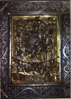 The miracle working icon of Panagia Grigorousa at the Church of Taxiarches - Panagia Grigorousa (Archangel Michael and Virgin Mary) at Plaka, Athens,Greece Raphael Angel, Archangel Raphael, Famous Freemasons, Roman Mythology, Greek Mythology, Peter Paul Rubens, Hail Mary, Albrecht Durer, Orthodox Icons