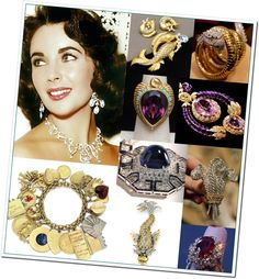 elizabeth taylor jewelry pictures | Liz Taylors Jewelry — the Crown Jewels of Hollywood | Angara Blog ...