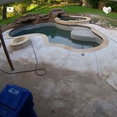 a quick video of how a free formed style swimming pool was constructed. im garten videos Free Form Pool Construction Backyard Pool Landscaping, Backyard Pool Designs, Small Backyard Pools, Backyard Ideas, Small Pools, Landscaping Ideas, Diy Pool, Backyard Hot Tubs, Inground Pool Diy