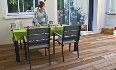 Comment construire une terrasse en bois exotique